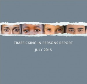 The 2015 US State Department's Trafficking in Persons Report